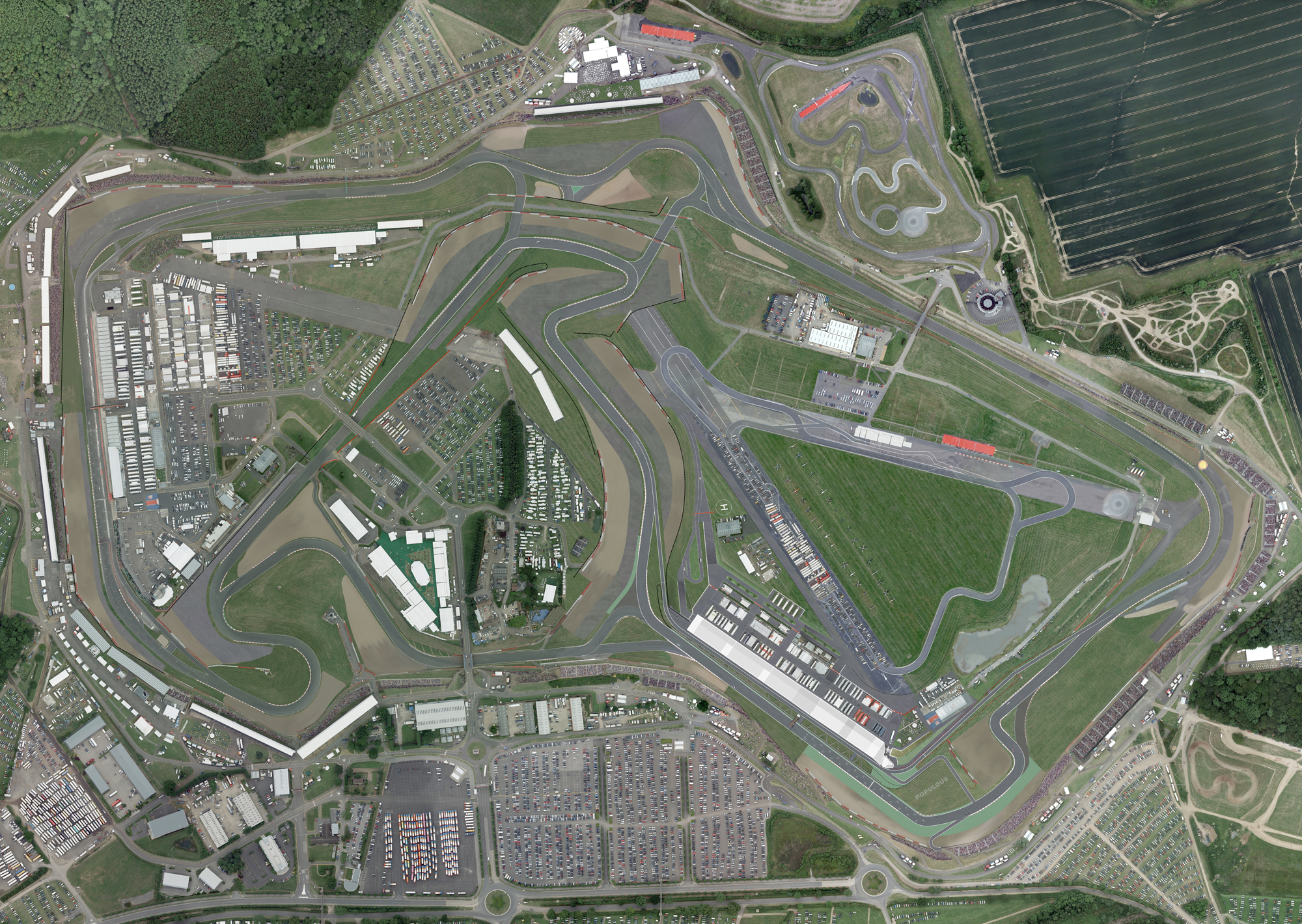 British GP to use new Silverstone layout | joeblogsf1
