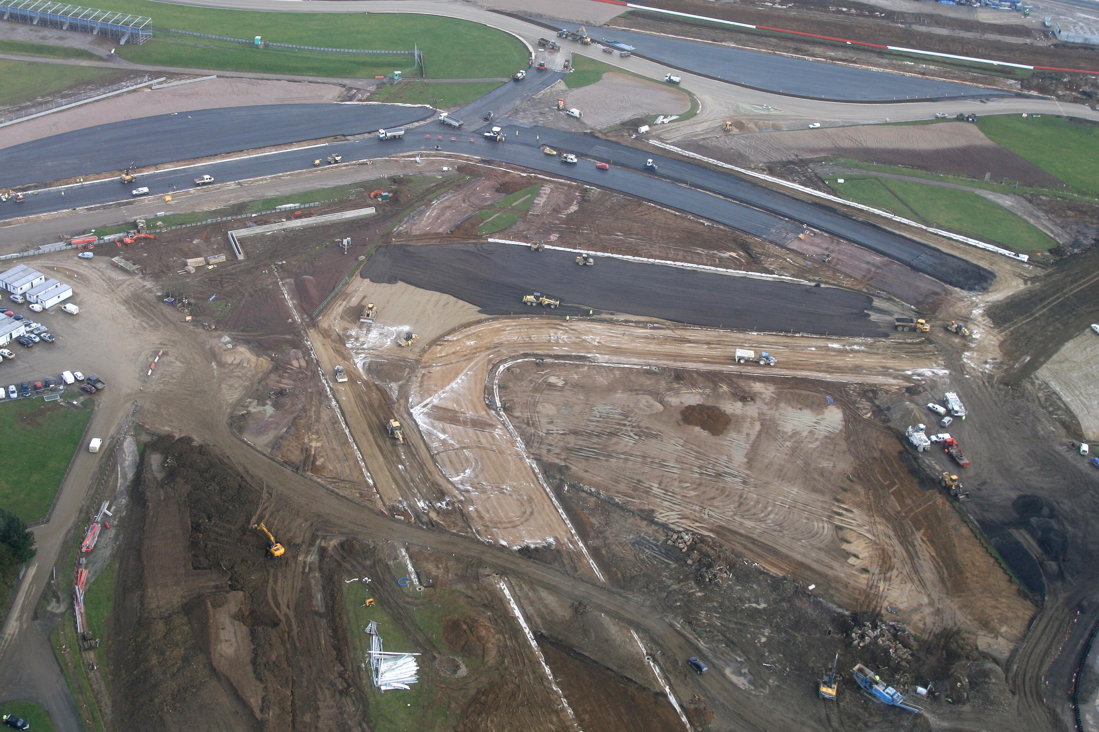 British GP to use new Silverstone layout | joeblogsf1