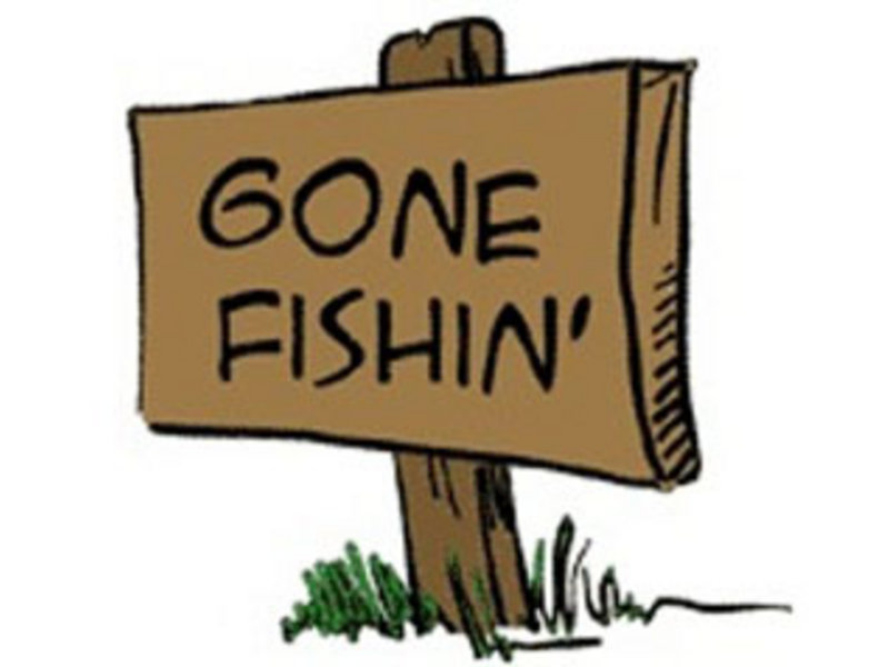 gone fishin joeblogsf1