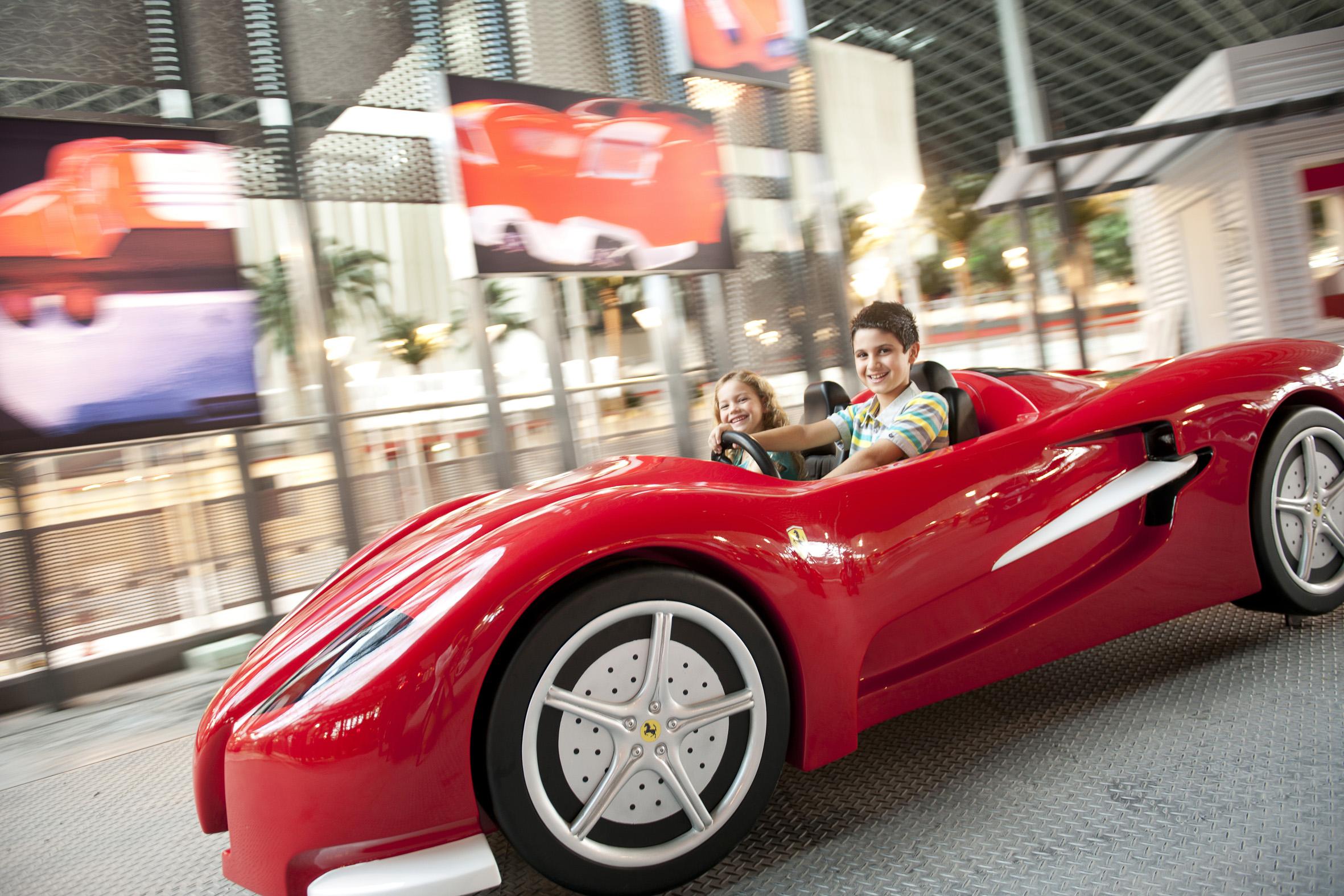 ferrari veer roller video flying theme videos coaster dubai at aces park vr world