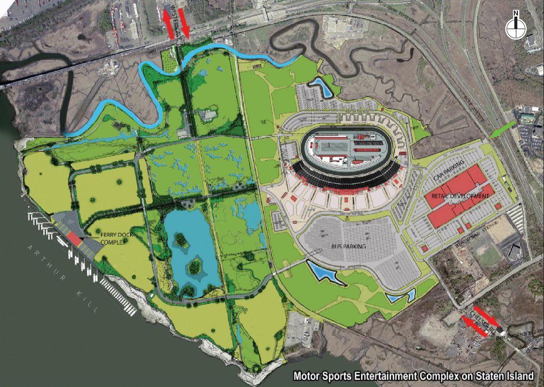 Why F1 on Staten Island is such a good idea… | joeblogsf1