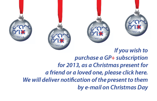 GP+ Christmas advert