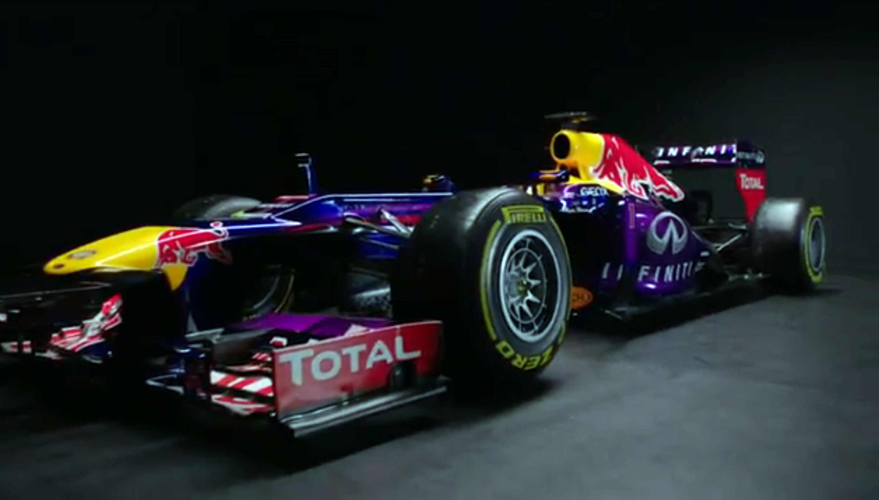 Pictures Of The New Purple Red Bull F1 Car Joeblogsf1