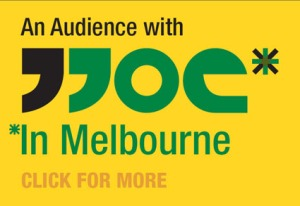 Melbourne Audience logo