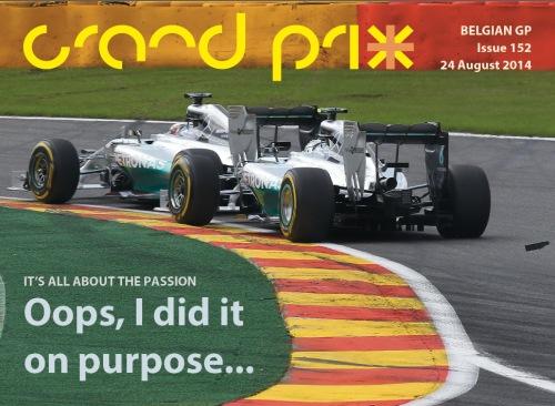 Cover Belgium